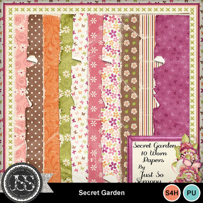 Secret_garden_worn_papers
