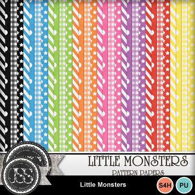 Little_monsters_pattern_paper