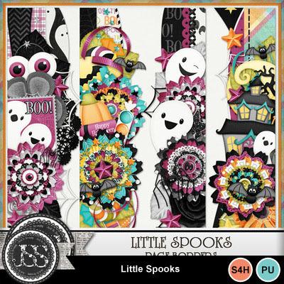 Little_spooks_page_borders