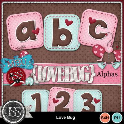 Lovebug_alphabets