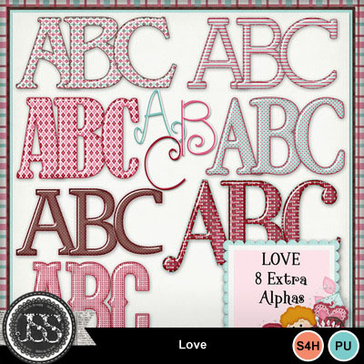 Love_alphabets