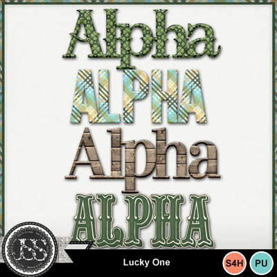 Lucky_one_alphabets