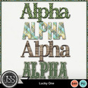 Lucky_one_alphabets_small