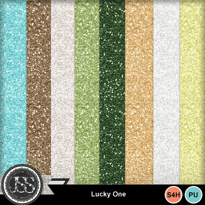 Lucky_one_glitter_papers