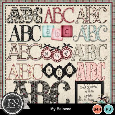 My_beloved_alphabets