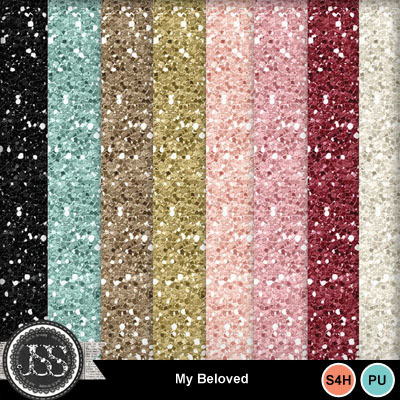 My_beloved_glitter_papers