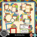 My_birthday_boy_cluster_frames_small