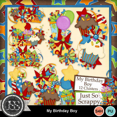 My_birthday_boy_clusters