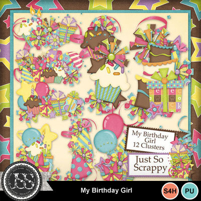 My_birthday_girl_clusters