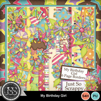 My_birthday_girl_page_borders