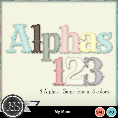 My_mom_alphabets