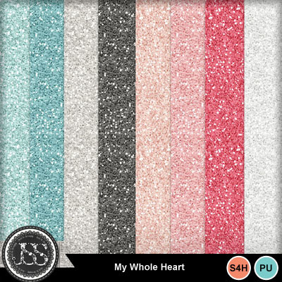 My_whole_heart_glitter_papers
