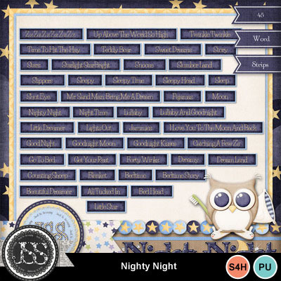 Nighty_night_word_labels