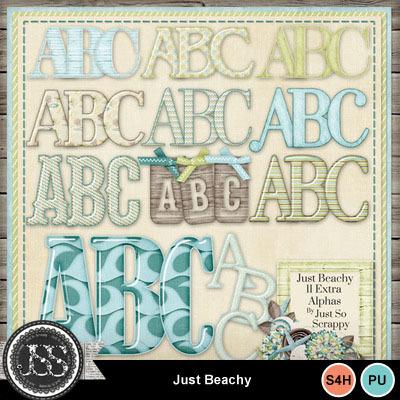Just_beachy_alphabets