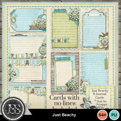 Just_beachy_journal_cards