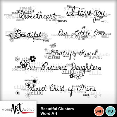 Beautiful_clusters_word_art