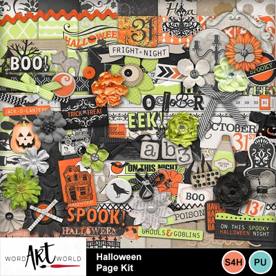 Halloween_page_kit