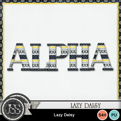 Lazy_daisy_alphabet
