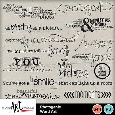 Photogenic_word_art