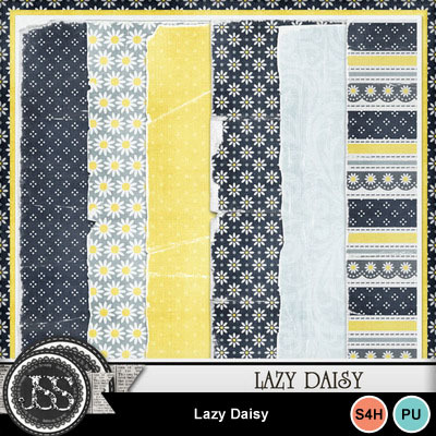 Lazy_daisy_worn_papers