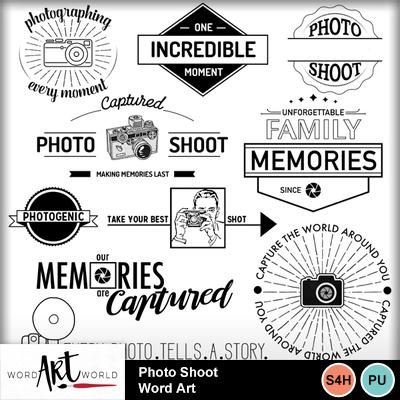 Photo_shoot_word_art