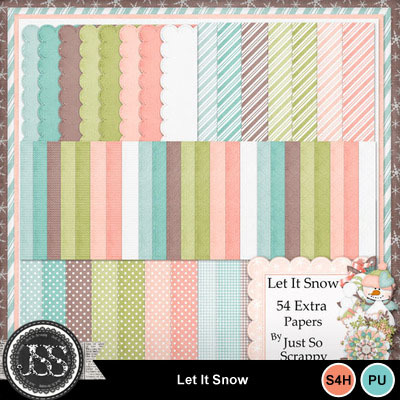 Let_it_snow_pattern_papers