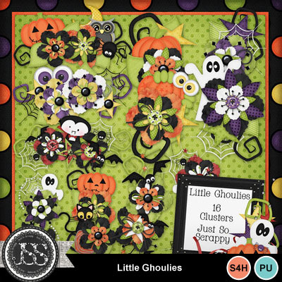 Little_ghoulies_clusters