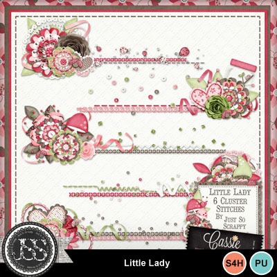 Little_lady_cluster_stitches