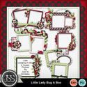 Little_lady_bug_a_boo_cluster_frames_small