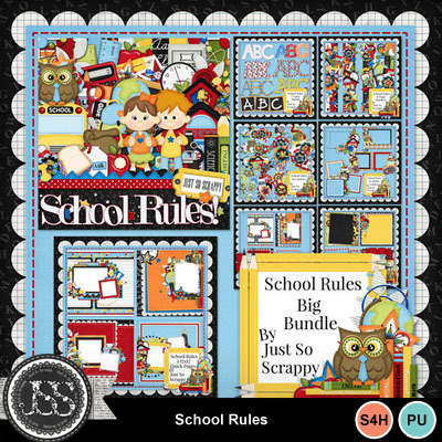 School_rules_bundle