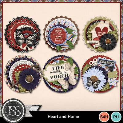 Heart_and_home_cluster_seals