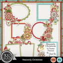 Heavenly_christmas_cluster_frames_small