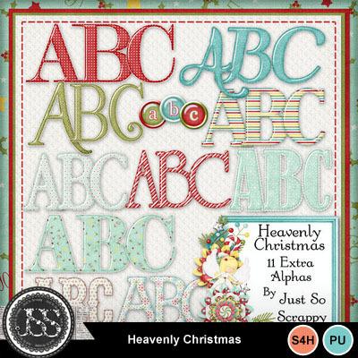 Heavenly_christmas_alphabets