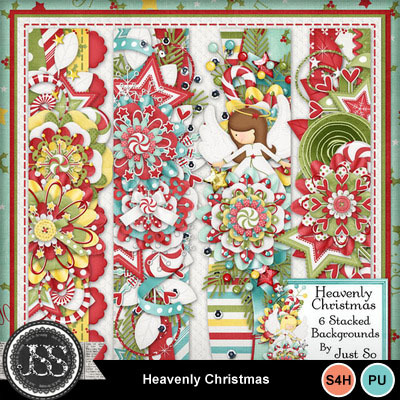 Heavenly_christmas_page_borders