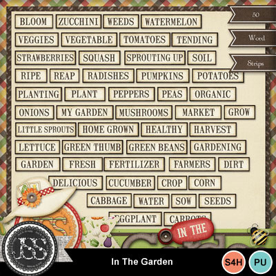 In_the_garden_word_strips