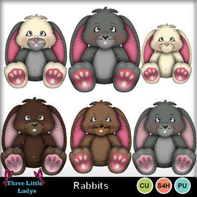 Rabbits--tll
