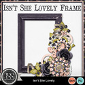 Isnt_she_lovely_cluster_frame_small