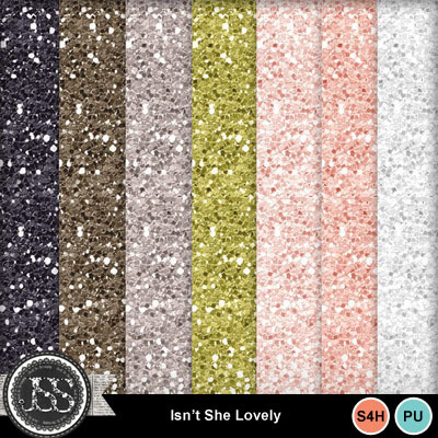 Isnt_she_lovely_glitter_papers