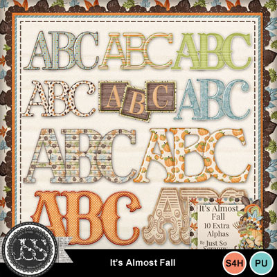 Its_almost_fall_alphabets