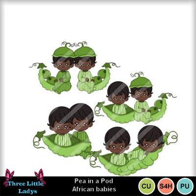 African_babies-pea_pod--tll