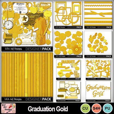 Graduation_basics-gold_bundle_preview