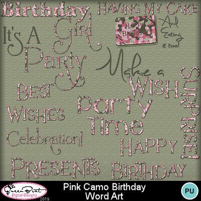 Pinkcamobirthdaywordart-1