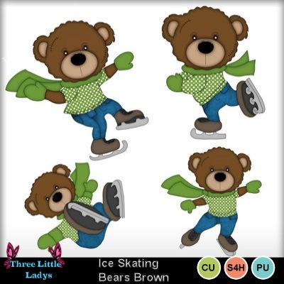 Ice_skating_bears--brown-tll