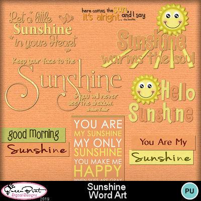 Sunshinewordart1-1