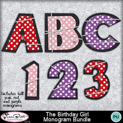 Thebirthdaygirl_monopack