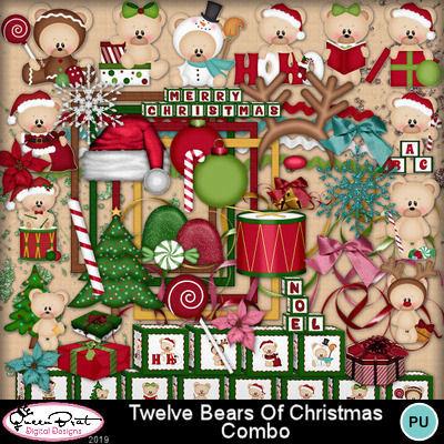 Thetwelvebearsofchristmas-2