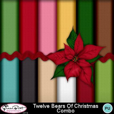Thetwelvebearsofchristmas-5