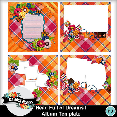 Lisarosadesigns_headfullofdreamsalbumtemplate1