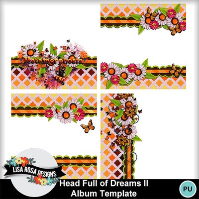 Lisarosadesigns_headfullofdreamsalbumtemplate2