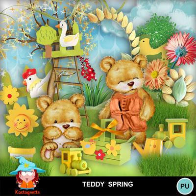Kasta_teddyspring_pv